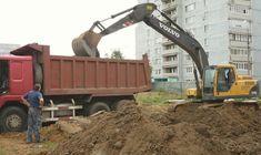 Необязательно утилизировать котлованный грунт - его можно использовать в строительстве.