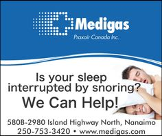 Snoring, Vancouver Island, Coupons, Canada, Ads, Coupon