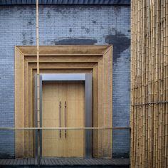 Casa de chá em bambu ~ ARQUITETANDO IDEIAS