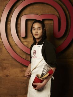 Nah ini dia #ikutanah >> Idol group trainee Oh Jung Suk enters 'Master Chef Korea' #kpop
