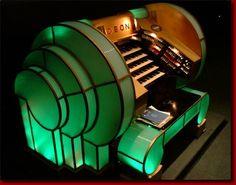 Art Deco Organ, Odeon Theatre, Leicester Square, London