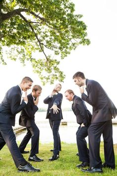 Always keep your sense of humor during the wedding planning process.  :)  Congratulations to all the newly engaged!