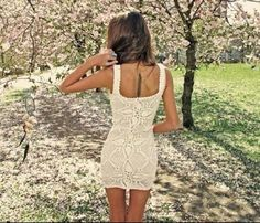 crochet white bodycon dress This looks like it was taken at ou on the bike path Look Formal, Dress Up, Bodycon Dress, Estilo Fashion, Swagg, Spring Summer Fashion, Passion For Fashion, Dress To Impress, Cute Dresses