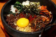 Ishiyaki Bibimbap