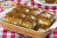 Oven-Baked Cheeseburger Sliders