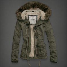Winter jacket somewhat scott pilgrim style