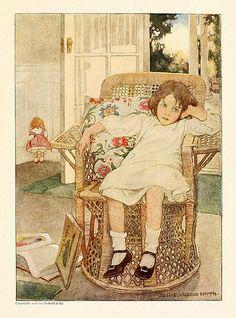 Jessie Willcox Smith Originals | Comenzaremos por Dream blocks en una edición de 1908, y que pueden ...