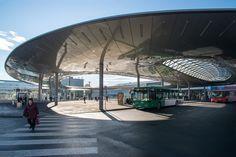 Goldenes Auge - Verkehrsknotenpunkt in Graz eröffnet