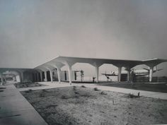 Orange County Airport back in the day