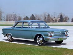 1964 Chevrolet Corvair Monza Maintenance/restoration of old/vintage vehicles: the material for new cogs/casters/gears/pads could be cast polyamide which I (Cast polyamide) can produce. My contact: tatjana.alic@windowslive.com