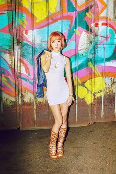 """[PICS] 161017 Kconic Entertainment New Girl Group BULLDOK 1st Album Teaser Image - Sehee, Sora"""