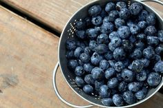 My favorite early morning snack these days. Blueberries Boost Recovery After Exercise