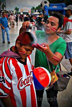 Image result for CHIVAS GUADALAJARA futbol supporters 23add5dfd1e