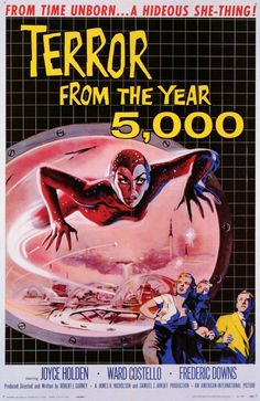 Terror From The Year 5,000   (1958)