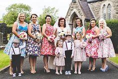 Print Match Bridesmaids