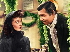 Blu-Ray: Gone with the Wind Anniversary Ultimate Collector's Edition) (Blu-ray) with Clark Gable, Vivien Leigh, Leslie Howard, Olivia de Havilland Go To Movies, Old Movies, Great Movies, Margaret Mitchell, Rhett Butler, Chris Christie, Olivia De Havilland, Tomorrow Is Another Day, Scarlett O'hara