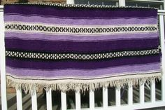 Vintage Mexican Throw