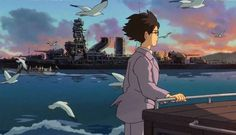 """Disney Sets North American Release Date for """"The Wind Rises"""""""