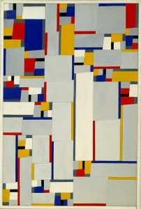 Fritz Glarner (1899-1972) Relational Painting #93 > Search Our Fine Art Colle > Collection > Albright-Knox Art Gallery