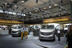 Opel Vivaro Combi World Premier
