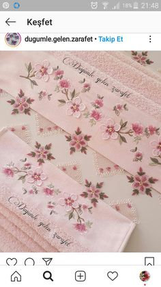 Flower Embroidery Designs, Flowers, Florals, Flower, Blossoms