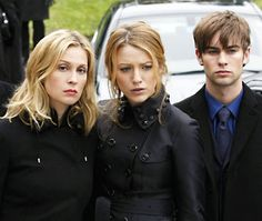Lily,Serena and Nate