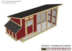 home garden plans: - Chicken Coop Plans Construction - Chicken Coop Design - How To Build A Chicken Coop