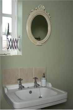 An Inspirational Image From Farrow And Ball Bathroom