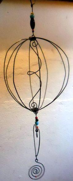 Esfera de alambre