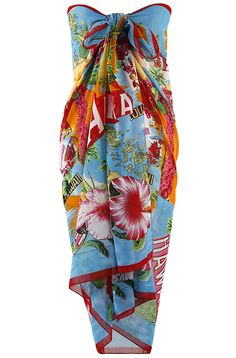 Women's Plus Size Cover Ups - Always For Me Cover Aloha Pareo Always for Me Price:$24.00 In Stock