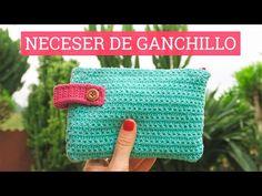 VIDEOTUTORIAL | NECESER DE GANCHILLO FACIL | Puntxet: Tienda online y talleres de crochet y punto. Blog de decoración, DIY y recetas