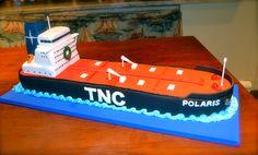 Tanker Cake 2