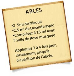 abces niaouli Lhuile essentielle de niaouli pour soigner les maux quotidiens