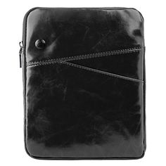 Universal Fashion Design Vertical Travel style Carrying  Messenger  Crossbody Bag with Shoulder Strap for Apple iPad Mini 3  Mini 2 with Retina Display  mini Fit 79  inch Tablet  Netbook Black * Learn more by visiting the image link.