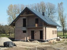 DOM.PL™ - Projekt domu HG-n3 CE - DOM AL1-80 - gotowy koszt budowy Shed, Outdoor Structures, Cabin, House Styles, Home Decor, Beauty, Decoration Home, Room Decor, Cabins