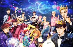 from. EXO PLANET 2주년 by DancingBilly