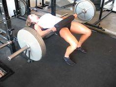 Hip Thrust with Kellie Davis: Best Butt Exercise