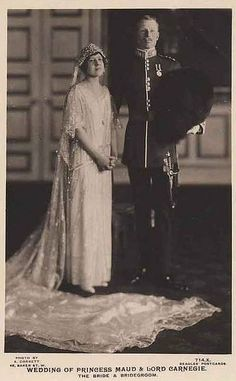 Wedding of Princess Maud of Fife with Lord Carnegie | Flickr - Photo Sharing!
