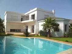 Location Villa Dar Bouazza 980m2. CasablancaVillas