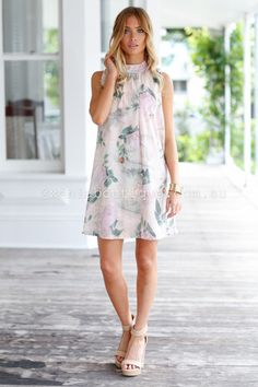 Little Prairie Dress ▶ ▷▶ Shop It Now ❤ Xenia Boutique xx