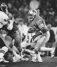 Billy Sims in 1981