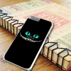 Alice In Wonderland Cheshire Cat Smile iPhone 6 Plus iPhone 6S Plus Case