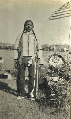 Little John - Northern Ute - circa 1910