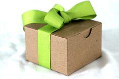 Cute Little Lip Balm Box Set Wrapped with Ribbon by Kismibella