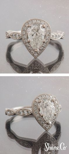 Is a sparkling engagement ring the Valentine's Day gift you're dreaming of?