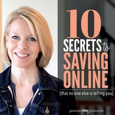 10 Secret Strategies For Saving Online. Passionate Penny Pincher is the #1 source printable & online coupons! Get your promo codes or coupons & save.