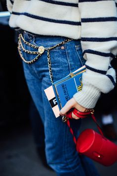 De beaux souvenirs / Street Style / Paris Fashion Week #pfw #streetstyle #streetfashion De beaux souvenirs