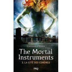 The Mortal Instruments , Tome 2 La cité des cendres  l'épée mortelle