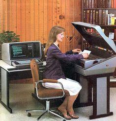Dot Matrix Printer.