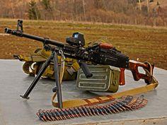 Military Weapons, Weapons Guns, Guns And Ammo, Light Machine Gun, Machine Guns, Shooting Gear, Cool Guns, Tactical Gear, Airsoft